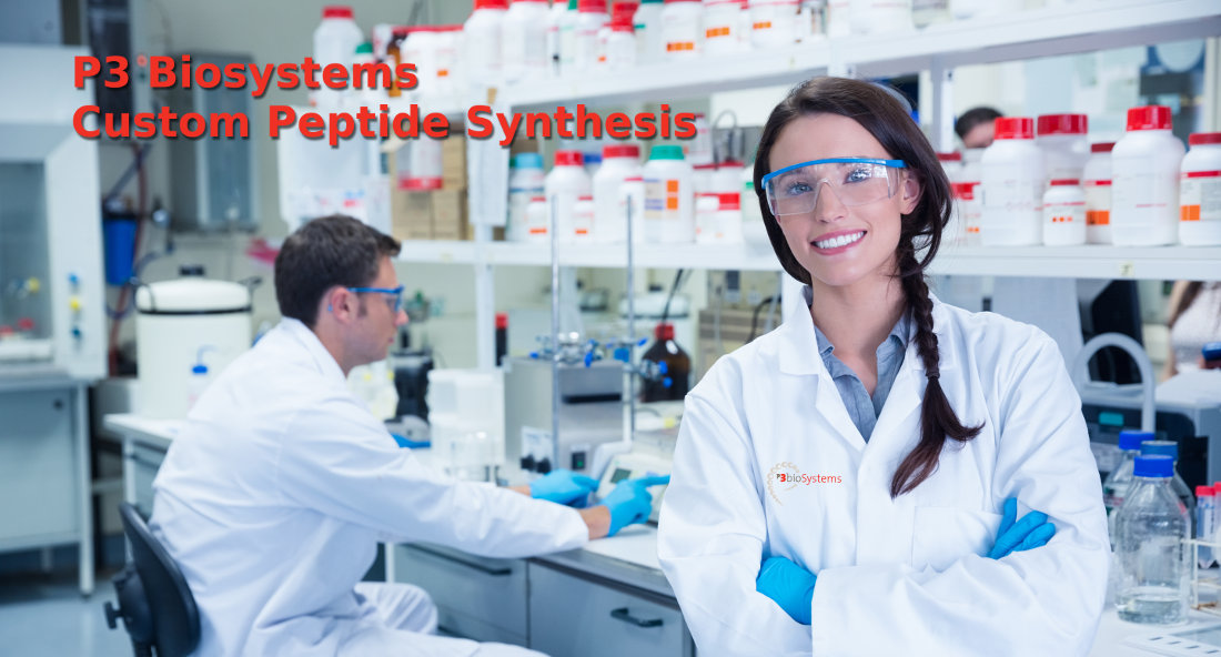 Custom Peptide Synthesis - P3 Biosystems
