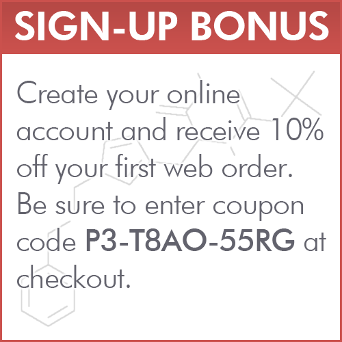 P3Bio Sign-up Bonus